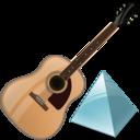 guitar,level,instrument icon