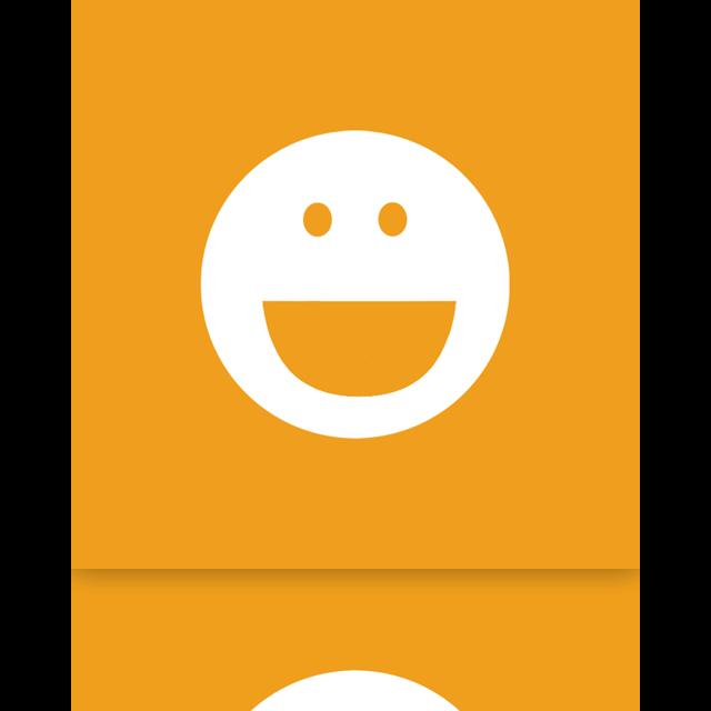 yahoo, mirror, alt, messenger icon