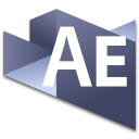 After Effects 3 icon