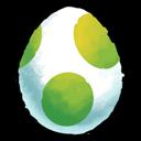 yoshi, yoshi's, egg, yoshi egg icon