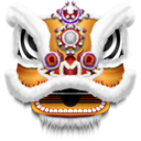 firefox,dragon,mask icon