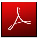 Acrobat, Adobe, Cs icon