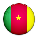 country, flag, cameroon icon