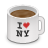 Coffee, Ny icon