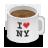 Coffee, Ny icon