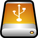Device, Drive, External, Usb icon