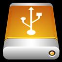 Device, Drive, External, Usb icon