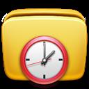 Folder, , Scheduled, Tasks icon