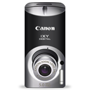 Canon IXY DIGITAL L3 black icon
