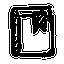 folder, hand drawn, star, bookmark, favorite, bookmarks, book, hand-drawn icon