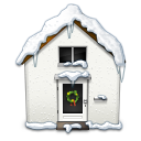 Snowy House icon