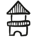 Toy tower icon