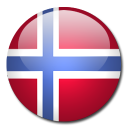 flag, country, norway icon