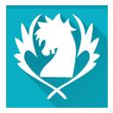 fairy tail, blue pegasus icon