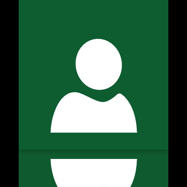 user, mirror, no, frame icon
