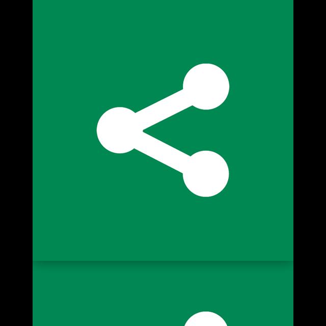 alt, share, mirror icon