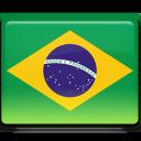 flag, brazil icon