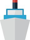 vehicle, ship, transportation, transport, sea, boat icon