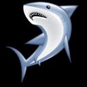 shark, animal, fish icon