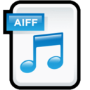 File Audio AIFF icon