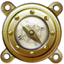 Compass, , Nautilus icon