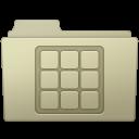 Folder Ash icon