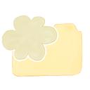 cloud, ak, folder, vanilla icon