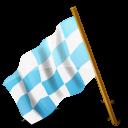 azure, mapmarker, chequeredflag, left icon