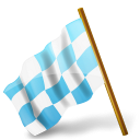 marker, shlyapnikova, azure, base, chequered, pack, map, hypic, flag, left, by icon
