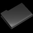 black, generic icon