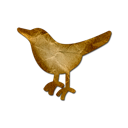 social, twitter, social network, animal, sn, bird icon