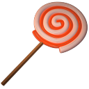 lolly spiral icon