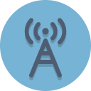 tower, signal icon