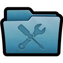 Folder, Mac, Utilities icon