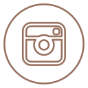 neon, picture, line, social, circles, pictures, instagram icon