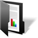 file, document, paper, my document icon