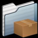 Download Folder graphite icon