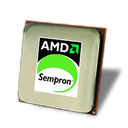 Amd, Cpu, Sempron icon