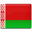 country, flag, belarus icon