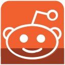 social, , sl, media, reddit icon