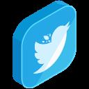 online, network, media, social, twitter, communication, internet icon