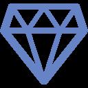 Diamond Icon Bies Icon Sets Icon Ninja