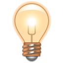 dialog, information, energy, light, hint, tip, idea, about, info icon