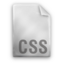file,css,css icon