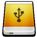 Device Drive External USB icon