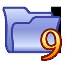 folder, classic icon