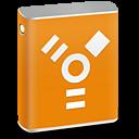 External HD Firewire icon