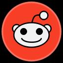 reddit, media, social icon