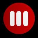 sidebar, library icon