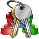 key, rootpassword, configure, configuration, system, option, config, preference, password, setting icon